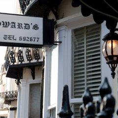 Отель Starlings Guest House Великобритания, Кемптаун - отзывы, цены и фото номеров - забронировать отель Starlings Guest House онлайн фитнесс-зал