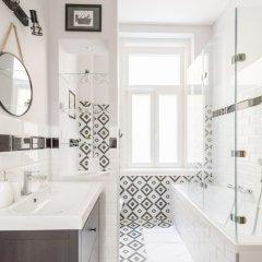 Апартаменты Oasis Apartments - Market Hall I Будапешт ванная