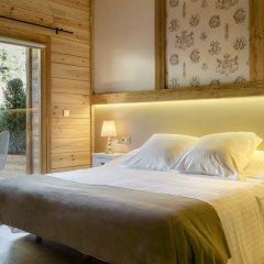 Отель Viñas De Lárrede Сабиньяниго комната для гостей