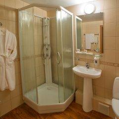 Гостиница Антей Екатеринбург ванная