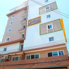 Отель Chamada Place вид на фасад фото 3