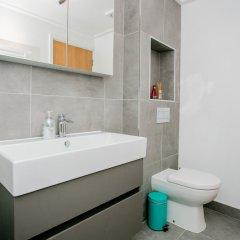 Отель Central London 1 Bedroom Flat Великобритания, Лондон - отзывы, цены и фото номеров - забронировать отель Central London 1 Bedroom Flat онлайн ванная