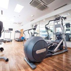 Достык Отель фитнесс-зал фото 2