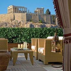 Отель Divani Palace Acropolis Афины балкон