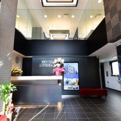 Hotel Livemax Toyosu-Ekimae интерьер отеля