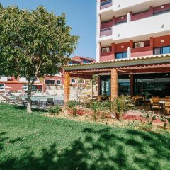 Topazio Mar Beach Hotel And Apartments Албуфейра фото 4