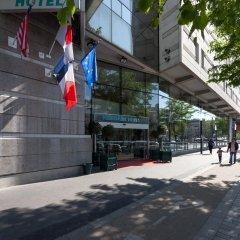 Отель Forest Hill La Villette Париж спортивное сооружение