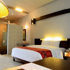 Bukit Daun Hotel and Resort комната для гостей фото 3