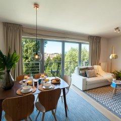 Апартаменты Sweet Inn Apartments Theux Брюссель комната для гостей