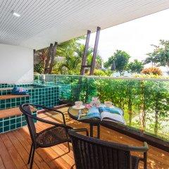 Отель Davina Beach Homes Таиланд, Пхукет - отзывы, цены и фото номеров - забронировать отель Davina Beach Homes онлайн балкон