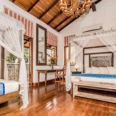 Отель Fort Square Boutique Villa Шри-Ланка, Галле - отзывы, цены и фото номеров - забронировать отель Fort Square Boutique Villa онлайн комната для гостей фото 4