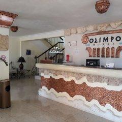 Отель Olimpo Доминикана, Ла-Романа - отзывы, цены и фото номеров - забронировать отель Olimpo онлайн интерьер отеля фото 2