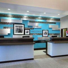 Отель Hampton Inn & Suites Columbus/University Area интерьер отеля