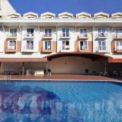 Larissa Blue Hotel бассейн фото 3