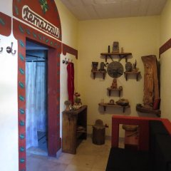 Hotel Ecológico Temazcal удобства в номере
