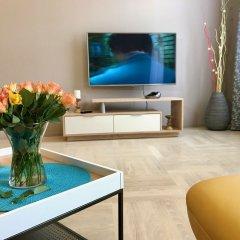 Отель Art Suites Spalena Чехия, Прага - отзывы, цены и фото номеров - забронировать отель Art Suites Spalena онлайн комната для гостей фото 3