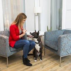 Atrium Fashion Hotel с домашними животными