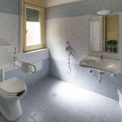 Hotel le Muse Сиракуза ванная