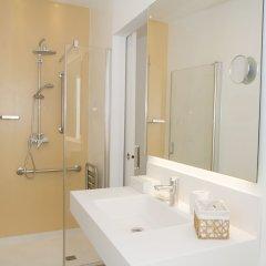 Hotel Romantic Los 5 Sentidos ванная