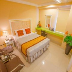 King Star Central Hotel комната для гостей фото 4