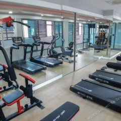 Отель Kv Mansion Бангкок фитнесс-зал фото 2