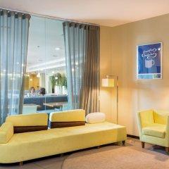 Отель Holiday Inn Express Lisbon Airport комната для гостей фото 5