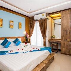Отель Phunara Residence Патонг комната для гостей фото 5