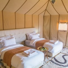 Отель Saharian Camp Марокко, Мерзуга - отзывы, цены и фото номеров - забронировать отель Saharian Camp онлайн комната для гостей фото 5