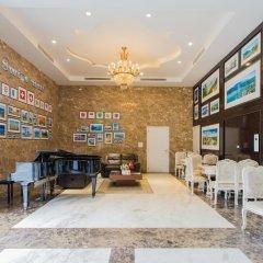 Апартаменты Léman Luxury Apartments интерьер отеля