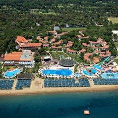 Отель Papillon Belvil Holiday Village пляж