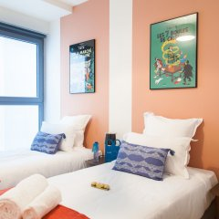 Апартаменты Sweet Inn Apartments Argent Брюссель комната для гостей