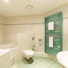 Отель Aparthotel Münzgasse Германия, Дрезден - 3 отзыва об отеле, цены и фото номеров - забронировать отель Aparthotel Münzgasse онлайн ванная