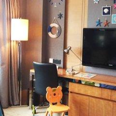 Отель Crowne Plaza Chengdu City Center удобства в номере