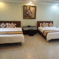 Отель Calvin Hotel Вьетнам, Ханой - отзывы, цены и фото номеров - забронировать отель Calvin Hotel онлайн комната для гостей фото 4