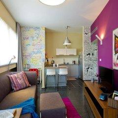 King George 83 Vacation apartments Израиль, Тель-Авив - 2 отзыва об отеле, цены и фото номеров - забронировать отель King George 83 Vacation apartments онлайн комната для гостей фото 5