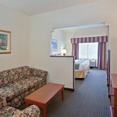 Отель Holiday Inn Express & Suites Ashland удобства в номере