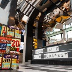 Отель D8 Hotel Венгрия, Будапешт - отзывы, цены и фото номеров - забронировать отель D8 Hotel онлайн питание