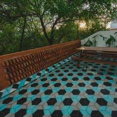 Hostal Hidalgo - Hostel балкон