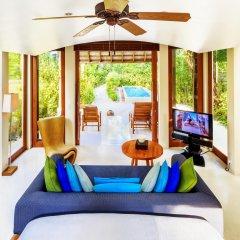Отель Conrad Maldives Rangali Island 5* Вилла Делюкс с различными типами кроватей фото 2