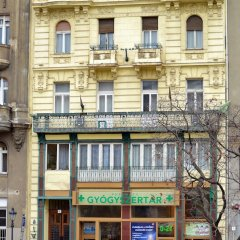 Апартаменты Central Square Apartments вид на фасад фото 2