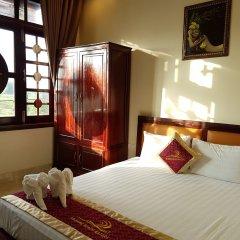 Отель An Bang Beach Nature Homestay комната для гостей фото 2