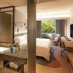Отель Capri by Fraser China Square Singapore комната для гостей фото 2