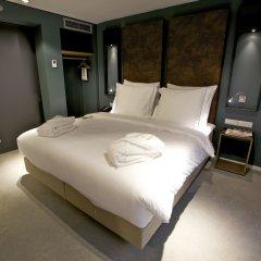 Hotel De Hallen комната для гостей