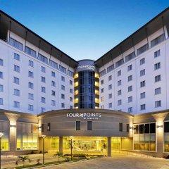 Отель Four Points By Sheraton Lagos Лагос вид на фасад