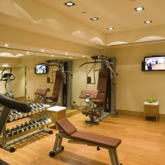 Отель Starhotels Metropole фитнесс-зал