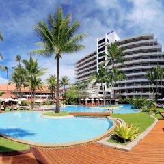 Patong Beach Hotel пляж