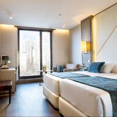 Отель Vp Plaza Espana Design Мадрид комната для гостей фото 5