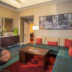 Отель Residence Inn Arlington Rosslyn комната для гостей фото 2