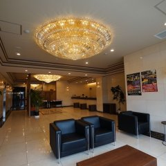 Hotel New Palace Начикатсуура интерьер отеля фото 2