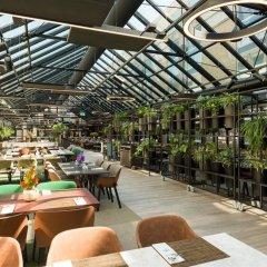 Отель NH Amsterdam Schiphol Airport Нидерланды, Хофддорп - 3 отзыва об отеле, цены и фото номеров - забронировать отель NH Amsterdam Schiphol Airport онлайн питание фото 3